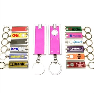 Flashlight with Key Chain