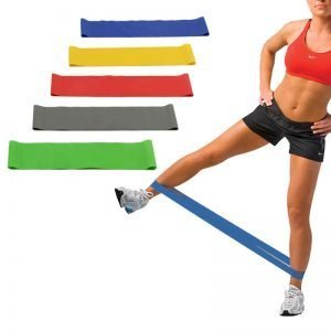 Resistance Band/Yoga Band/Pilates Band